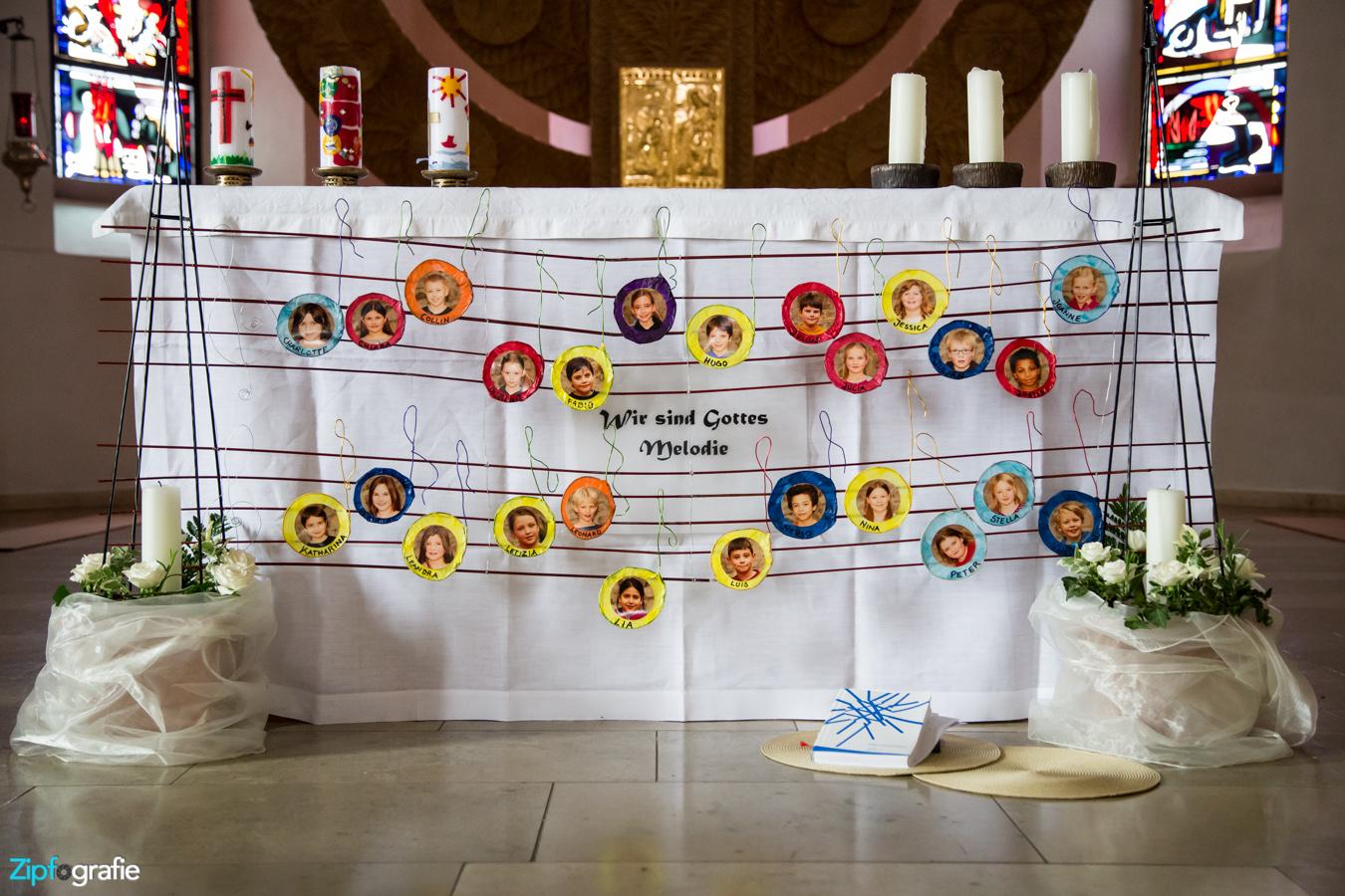 Themen Erstkommunion
